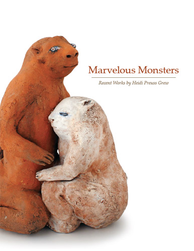 marvelous monsters catalog